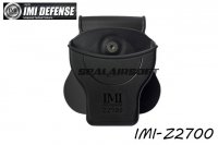 IMI Defense Handcuff Pouch (Black) IMI-Z2700-BK