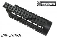 IMI Defense MP5FR - H&K MP5 Front End Tri-Rail System (Black) IMI-ZAR01-BK