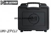 IMI Defense Plastic Pistol Case - Fits All Pistol Models IMI-ZPCFS