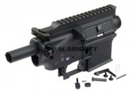 Jing Gong 416 Style Metal Receiver For G&P / Marui Standard M4 M16 AEG Series JG-M124