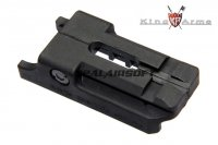 King Arms Under Mount Base For USP.45 Pistol (Black) KA-PM-03