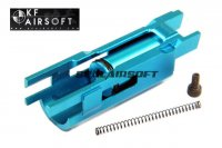 KUNG FU CNC Aluminum Blowback Housing Set for TM Hi-Capa/1911 (Blue) KF51-004L