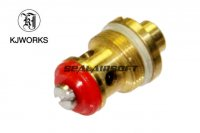 KJ Works Original CO2 Gas Valve For KJ Cz75 KP-09 CO2 GBB Series KJW-KJ0201