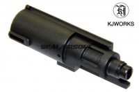 KJ Works CZ75 Original Loading Muzzle For KJ KP09 GBB KJW-KJ0208
