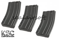 KSC 350 Rounds Magazine for M4A1 ERG Series (3pcs Pack) KSC-MG-61-350