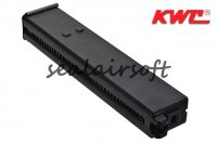 KWC 38rd CO2 Magazine for 2011 New Version KCB07HN Mini Uzi KWC-KCB07