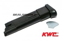 KWC 40rd CO2 Magazine For Desert Eagle .50 KWC-KW-059