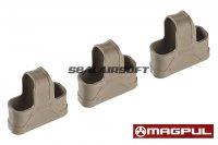 Magpul 5.56 NATO Magazine Rubber (3 pack) - Dark Earth MA007450813