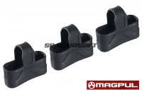 Magpul 7.62 NATO Magazine Rubber (3 pack) - Black MA008450807