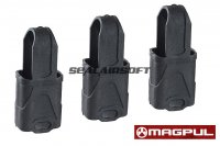 Magpul 9mm Sub Gun Magazine Rubber (3 pack) - Black MA009450807