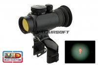 China Military Type 81 AK 3x Red Dot Scope MAD-AK-SCOPE