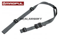MAGPUL MS1 System Multi-Mission Sling (Gray) MAGPUL-MAG513-MS1-GY