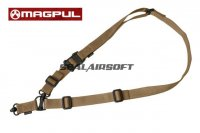 MAGPUL MS4™ Dual QD Multi-Mission Sling (GEN 2, Coyote Brown) MAGPUL-MAG518-G2-COY