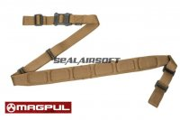 MAGPUL MS1 Padded Multi-Mission Sling System (Coyote) MAGPUL-MAG545-COY