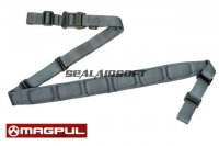 MAGPUL MS1 Padded Multi-Mission Sling System (Gray) MAGPUL-MAG545-GRY