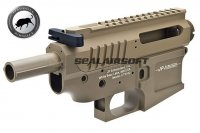 Madbull JP Rifiles Completed CNC Receiver Body (Tan) MB-CTR02-TAN