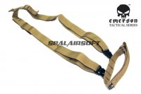 EMERSON P90 / 2 Point Sling (Tan) EM6413