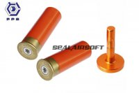PPS Gas Plastic Shell For M870 Pump Action Shotgun (2pcs) PPS-SHELL-870-G-2PC
