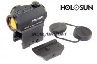 Holosun HS403GL Parallax Free 2 MOA Red Dot Sight (50000hr) SC-0276