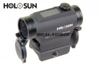 Holosun HS515C 2 MOA Dual Reticle Red Dot Sight (Solar/Battery Power) SC-0290