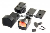 ACM PD Red Dot Sight With 3 Mount Set (Black) SC-0323A