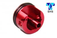 SHS Cylinder Head For Ver.2 Gearbox (RED) SHS-024