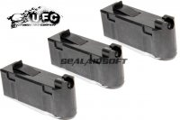 S&T 22rd Spare Magazine For M870 Spring Cocking Shotgun 3PCS SNT-MAG-07-ST870-3PCS