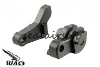 UAC CNC Steel Hammer Sear Set For Marui G18C GBB UAC-TM-00081
