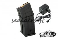 UFC 1000rd Electric Double Magazine for G36/G36C Series AEG UFC-BA-MG-608-2A