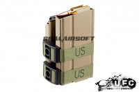 UFC 750rd Sound Control Double Magazine for M14 AEG UFC-BA-MG-698-3C-T