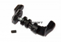 WE Metal Safety Lever for Airsoft M9 M9A1 M92 M92F / Samurai Edge GBB -Black