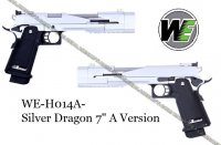 WE Silver Dragon 7 A Version GBB (Gas Blowback)