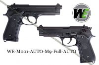 WE AUTO-M9-Full-AUTO GBB (Gas Blowback)