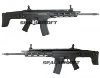 WE MSK Remington ACR GBB Rifle (BK)