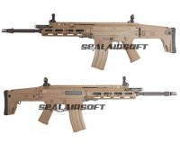 WE MSK Remington ACR GBB Rifle (DE)
