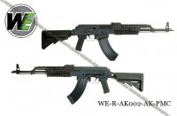 WE-R-AK002-AK-PMC Rifles