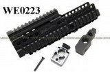 WE Full Metal RAS Railed Tactical Handguard For WE L85 GBB - WE-0223