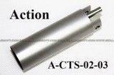 ACTION Stainless Steel One Piece Cylinder Set for Ver. 7 AEG Gearbox