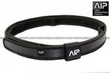 AIP IPSC Carbon 1.5Inch Belt With Velcro Strap (Black / Size Available) AIP-BELT006