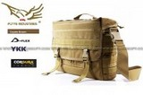 FLYYE Tactical Dispatch Shoulder Bag (Large / Coyote Brown) FY-BG-G024-L-CB
