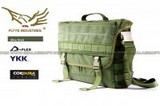FLYYE Tactical Dispatch Shoulder Bag (Large / Olive Drab) FY-BG-G024-L-OD