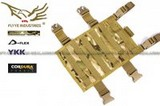 FLYYE Right-Angle Leg Panel (Multicam) FY-HR-B009-MC