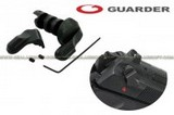 Guarder Steel Safety Lever for Marui M9/M92F (Black) G-M92F-13-BK
