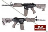 CAA M4 14.5 Inch Carbine Airsoft AEG (Dark Earth) CAD-AG-01-DE