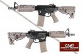 CAA M4 10.5 Inch CQB Airsoft AEG (Dark Earth) CAD-AG-02-DE