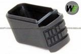 WE Magazine Extension Grip for WE XDM GBB Pistol (Black, Small) WE0388
