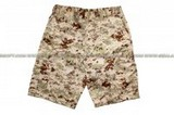 SE GEAR Camouflage Military BDU Combat Cargo Army Shorts (Digital Desert Camo / Size Available) SE-SHORTS-DDC