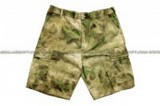 SE GEAR Camouflage Military BDU Combat Cargo Army Shorts (A-Tacs FG/ Size Available) SE-SHORTS-ATFG