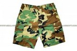 SE GEAR Camouflage Military BDU Combat Cargo Army Shorts (Woodland Camo/ Size Available) SE-SHORTS-WC