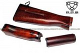 APS AK 74 Type Handguard & Stock Wood Kit APS-EE018